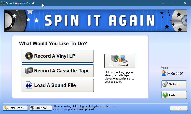 convert lp to cd free software